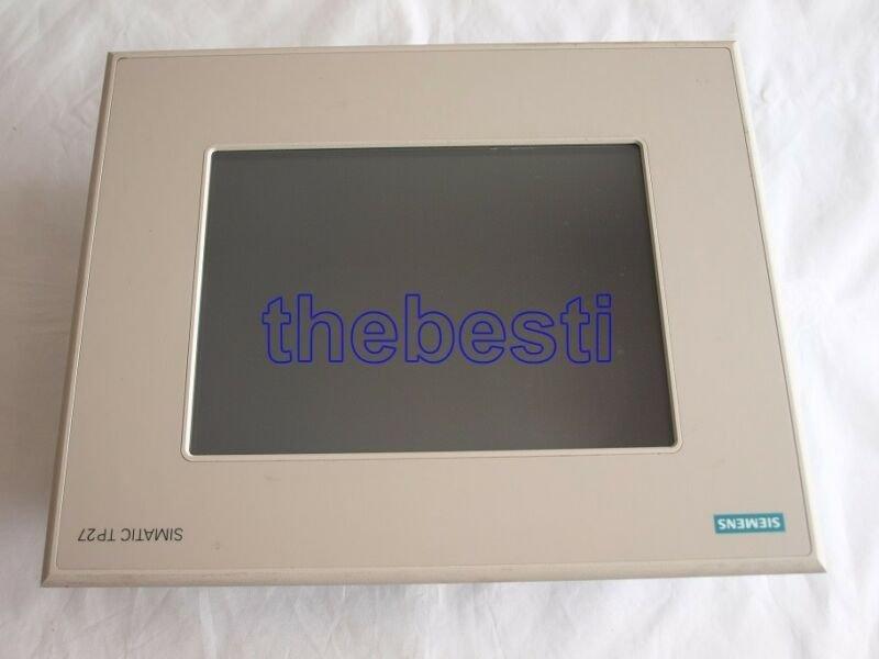 1PC Used Siemens Touch Panel  6AV3627-1QL00-0AX0 TP27-10 6AV3 627-1QL00-0AX0