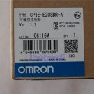 1 PC New Omron CP1E-E20SDR-A PLC Module In Box