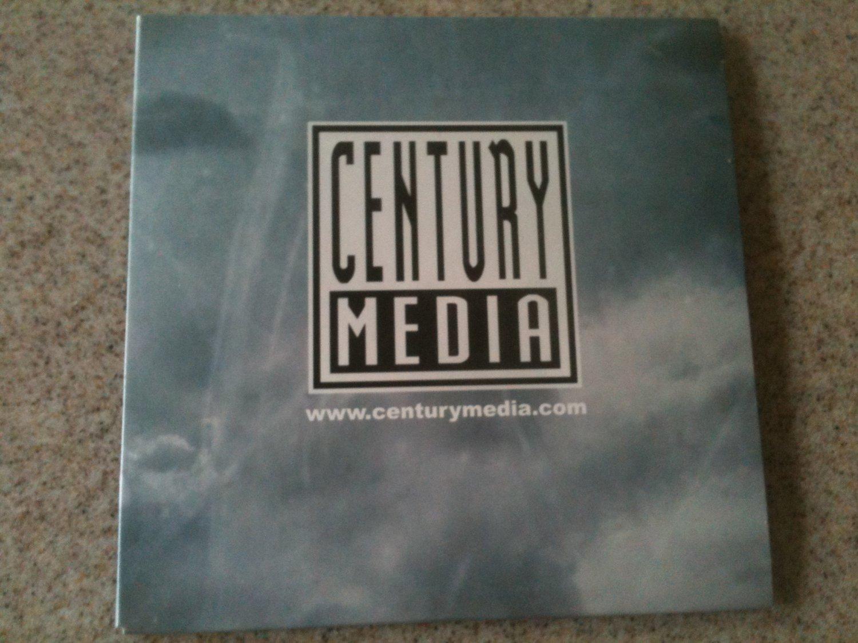 Century Media Sampler (CD, 2004) VG+, God Forbid, The Haunted, Heaven Shall Burn