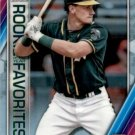 2020 Bowman Chrome Rookie Of The Year Favorites Sean Murphy RC