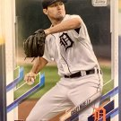 2021 Topps Series 1 Base #321 Casey Mize RC - Detroit Tigers Rookie Card