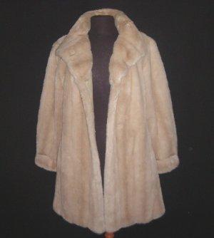 Blonde 50's Faux Fur