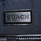 Coach Varick Black Nylon Laptop Sleeve F61841 NWT $118