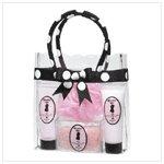 French Style Bath Gift Bag Set