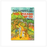 The Wizard Of Oz Illustrated Classic