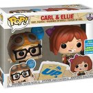 Up Carl and Ellie #2-Pack Funko Pop New In Box!