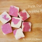 Pink Party Bubble Bar