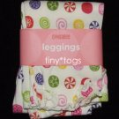 NWT Gymboree Candy Shoppe Print Leggings Pants 4T 4 New