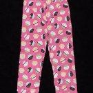 NWT Gymboree Sweet Tooth Cupcake Leggings Pants 18 24 m