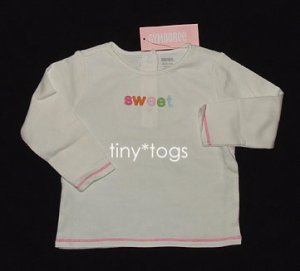 NWT Gymboree Sweet Tooth Cupcake Top Shirt 18 24 2T New