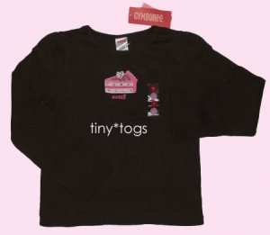 NWT Gymboree Sweeter than Chocolate Sweet Cake Top 6