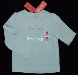NWT Gymboree Winter Snowflake Sequin Angel Top 5 5T