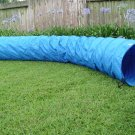 "Dog Agility Tunnel - 15' x 24"" Dog Agility Equipment"