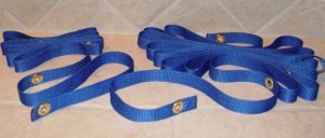 Dog Agility Pole Placer for 6 Weave Poles