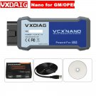 Vxdiag VCX Nano for Gm/Opel with V2020.7 GDS2 and Tech2Win Diagnostic Tool