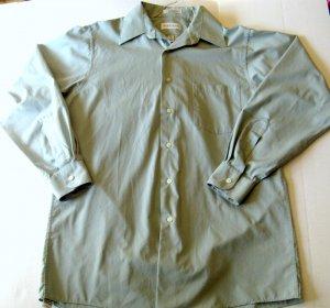 Men Van Heusen dress easter shirt top Size M Medium