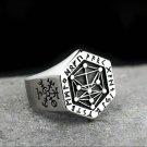 RING RUNE KABALA KABBALAH TOTAL PROTECTION BLACK MAGIC SPELL CAST DEMON JINN