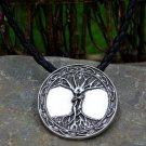 PENDANT LIFE TREE TOTAL PROTECTION BLACK MAGIC EVIL SPELL CAST TALISMAN SPIRIT