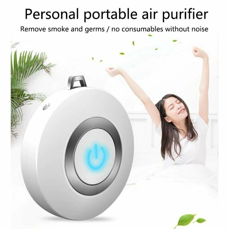 Pendant Health Healing Protection Air Purifier Ionizer Anti Virus Bacteria Germ