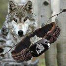 BRACELET WOLF PROTECTION BLACK MAGIC EVIL DEMON SPELL CAST SPIRIT PARANORMAL