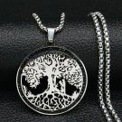 PENDANT Tree of Life CRYSTAL TOTAL PROTECTION BLACK MAGIC SPELL CAST DEMON JINN