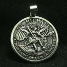 PENDANT ARCHANGEL Saint Michael TOTAL PROTECTION BLACK MAGIC SPELL CAST DEMON