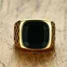 RING BLACK AGATE PROTECTION REMOVE BLACK MAGIC EVIL EYE SPELL CAST DJINN JINN