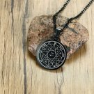 PENDANT King Solomon Seal Guarding TOTAL PROTECTION BLACK MAGIC SPELL CAST DEMON