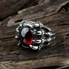 RING HAUNTED MALE FEMALE VAMPIRE SANGUINE METAPHISYCAL PSYCHIC PARANORMAL DEMON SPELL
