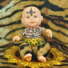 Haunted Spirit Doll ghost witchcraft Voodoo sorcery Occult Amulet Money Gambling Casino
