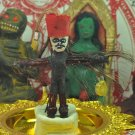 Haunted Effigy Spirit Doll ghost witchcraft Voodoo sorcery Occult Amulet Money Gambling