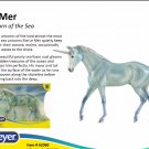2021 BREYER CLASSIC UNICORN PAINT AND PLAY LE MER