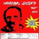 """Hannibal Lekter's """"Beef"""" Jerky STICKER 3"""" Waterproof, Glossy"""
