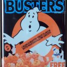 "Ghostbusters Cereal STICKER 3"" Glossy,  (AI Enhanced!)"