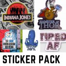 Funny Stickers Pack #1 - FIVE Sticker Pack