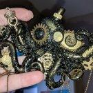 Steampunk Octopus Sculpture / Wall Hanger [0008]