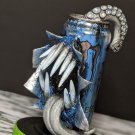 BLUE MEANIE - Monster Energy Can MONSTER, with Magnetic Base (ULTRA BLUE flavor)