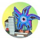 STARRO Diorama - The Suicide Squad starfish villain, destroys miniature city