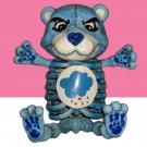 Grumpy Bear - Care Bears Skeleton - Hand-Painted plastic skeleton