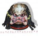 "Predator Head Sculpture - Handmade, 5"" tall (Alien vs Predator)"