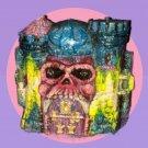 Castle Grayskull custom Glow-in-the-dark statue DISNEY PRINCESS version. (MOTU Eternia Minis)