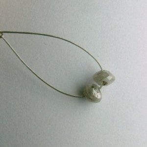 0.53 ct. Diamond Bead Collection � intense silver sparkle