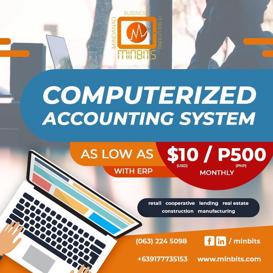 EBISX accounting Software