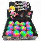 High Bounce dog toy ball Small dog Teddy pet ball glow bounce ball ball