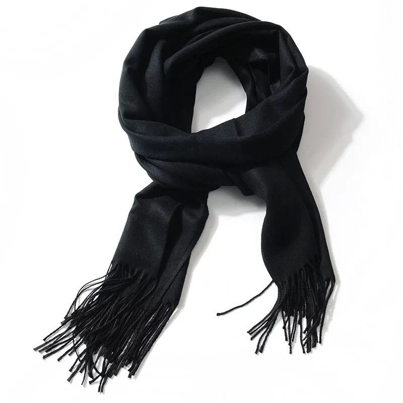 The new extended scarf is fashionable cashmere style warm scarf for women