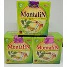 Best Price 100% Original 15 Boxes Natural herbs Montalin Capsul for Uric Acid
