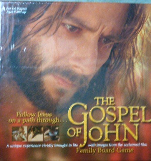 The Gospel of John Board Game