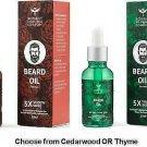 Bombay Shaving Company Beard Oil Choose from 2 Variants for Men Beard Care