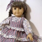 STARS AND STRIPES Boutique Dress and Pant Set For 18 Inch Dolls Fits American Girl