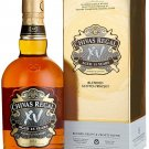 Whiskey chivas 15 years old aged in Cognac barrels 70 cl